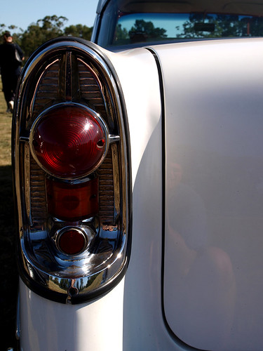 1956 Chevy Tail Light