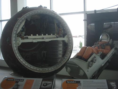 Soviet Vostok 1 replica by wbaiv, on Flickr