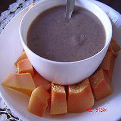 Dershana's Sweetened Ragi Porridge