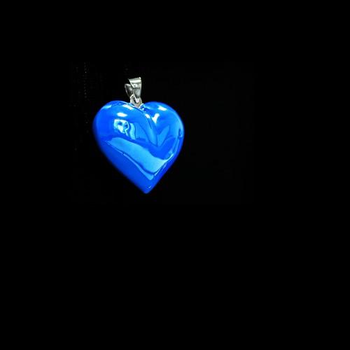 a pale blue valentine