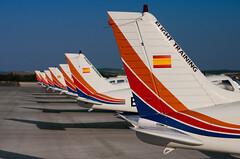 20090320-0102-Edit (improbablytall) Tags: aircraft piper jerez piperwarrior pa28 fte flighttrainingeurope