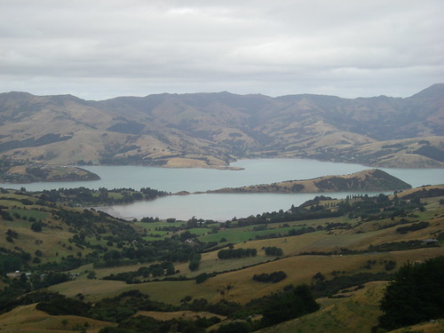 Akaroa views