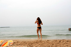 IMG_7854 (Streamer -  ) Tags: girls people hot beach water landscape sand suit teen babes bathing streamer          plamahim