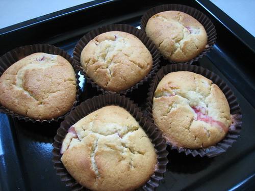 草莓瑪芬蛋糕4