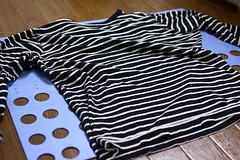 洋服たたみボード クイックプレス1