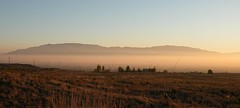 Inversion Layer over Albuquerque