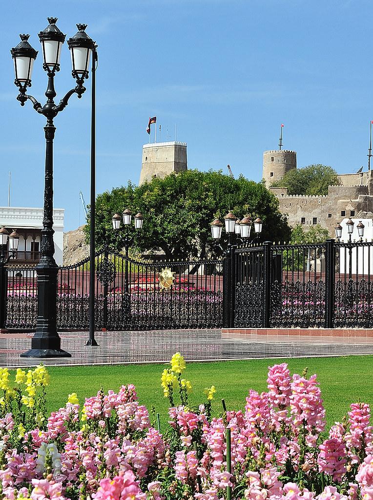 Muscat, Oman (阿曼 - 馬斯喀特)