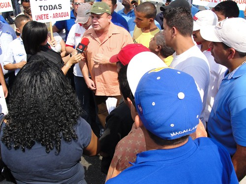 José Bodas, 12 de marzo en Maracay
