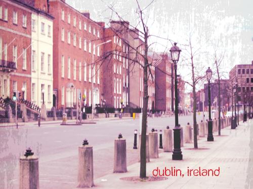 Dublin, Ireland Street