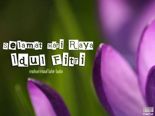 Selamat Hari Raya Idul Fitri 10