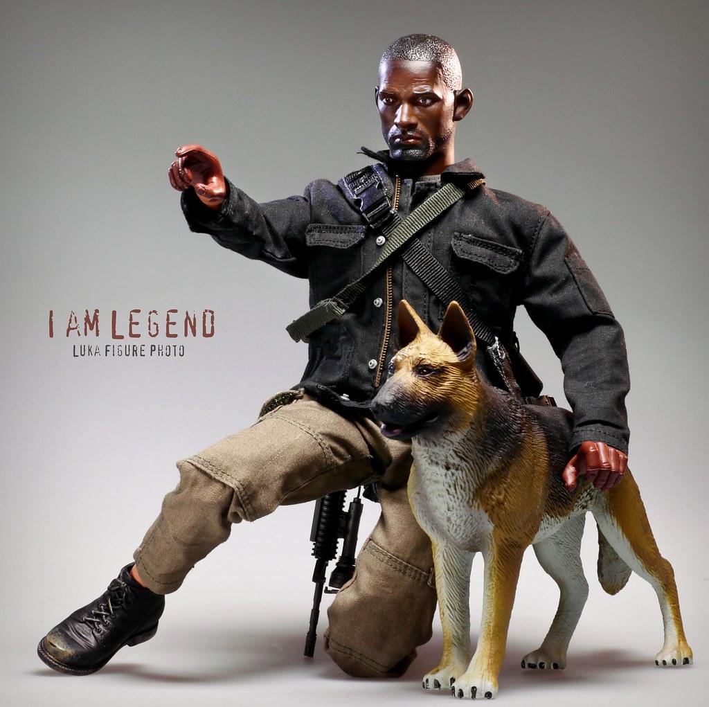 I Am Legend Puppy I Am Legend Sam The Do...