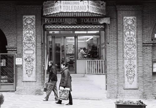 Peluquería Toledano