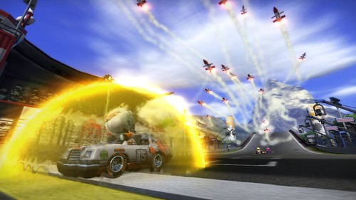 ModNation Racers PS3 Screenshot 31A