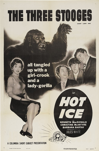 HOT ICE (1955) The Three Stooges short