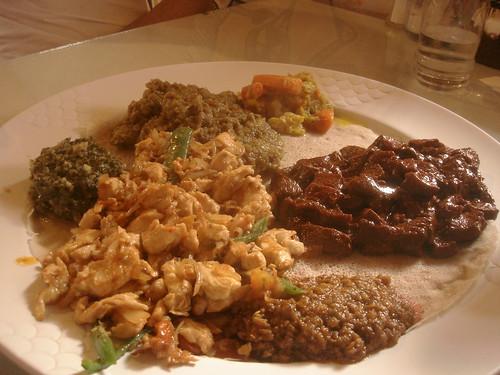 Rosalind's Ethiopian Food