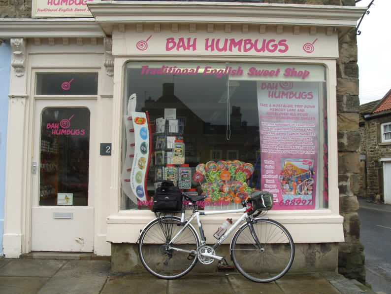 Bah Humbugs in Masham.