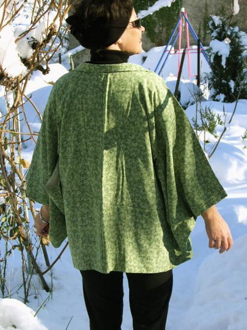 Ikimono Kimono