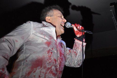 Jello Biafra and The Guantanamo School of Medicine at Mavericks