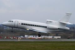 G-CBHT - 48 - BG Group - Dassault Falcon 900EX - Luton - 100404 - Steven Gray - IMG_9399