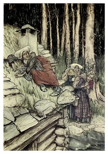 014-Peer Gynt  a dramatic poem - Arthur Rackham
