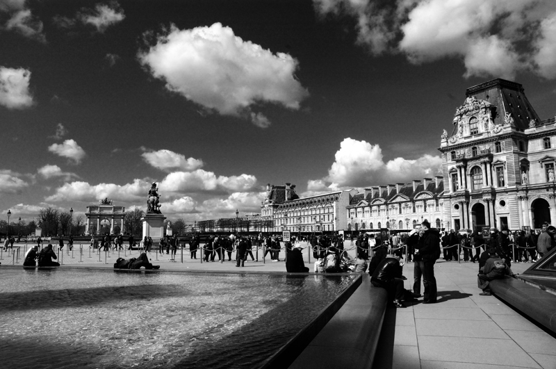 The Louvre :: Click for previous