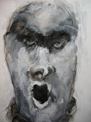 L'un des 21 portraits choristes par Jean-Michel Mirallès