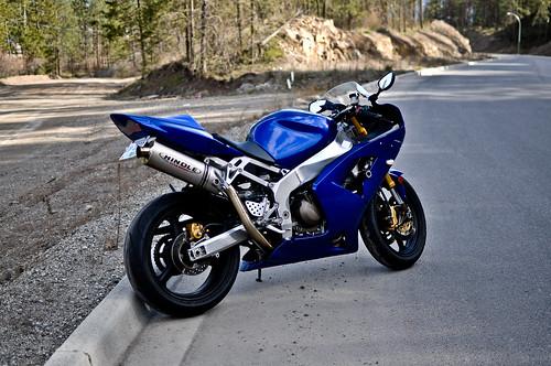 FS 2004 Kawasaki Ninja ZX6R