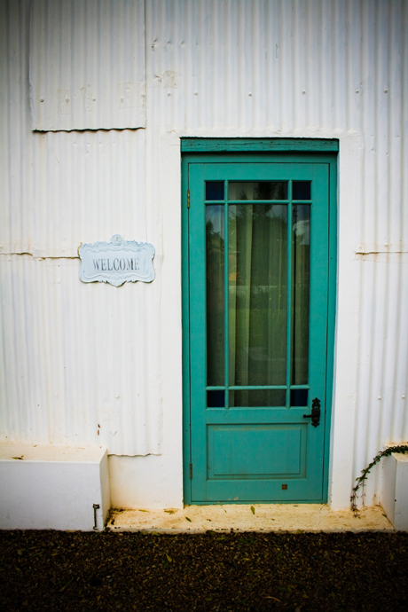 The Tin House, Riebeek Kasteel