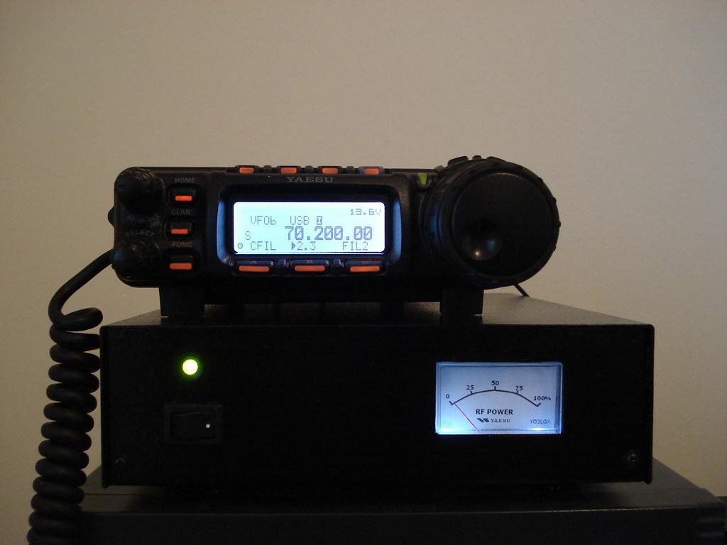 YO2LGX... all mode all band transceiver plus 70MHz