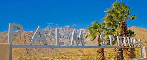 Jetsettin' to Palm Springs