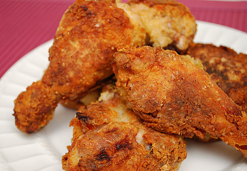 Whole Foods Buttermilk Fried Chicken