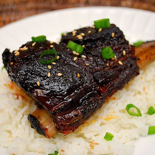 What's Cookin, Chicago?: Korean Style Short Ribs (Crockpot)