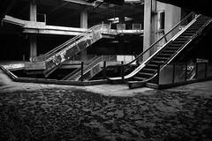 Abandoned Escalator Fetish 1 (blakeelexplorador) Tags: mall thailand kodak decay bangkok escalator urbanexploration
