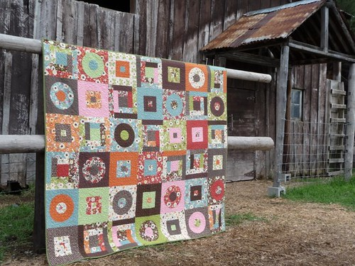 Quilt on the Ranch