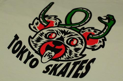 TOKYO SKATES