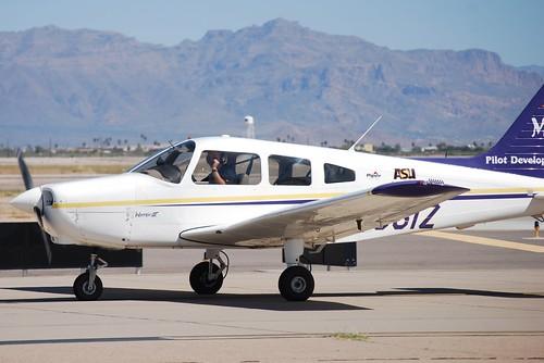 Jacob Nelson First Solo Mesa Pilot Development Mesa AZ