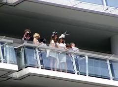 Carol Vorderman (PD3.) Tags: downs open top racing surrey carol races derby epsom grandstand investec epsomdowns 2011 vorderman