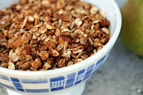 The Best Granola Recipe - David Lebovitz