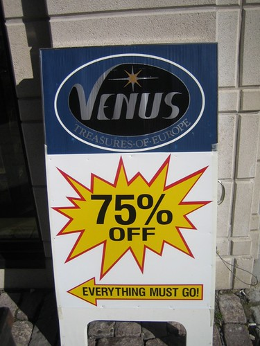 Venus is finally going