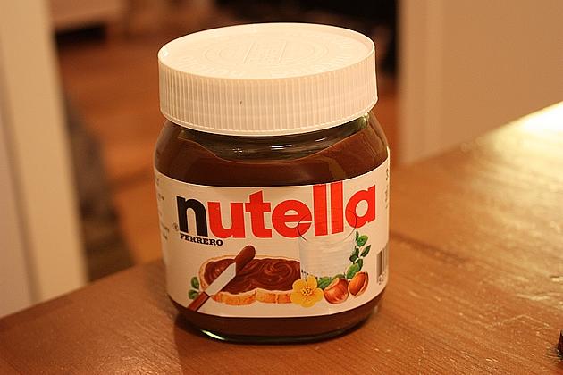 Nutella baby