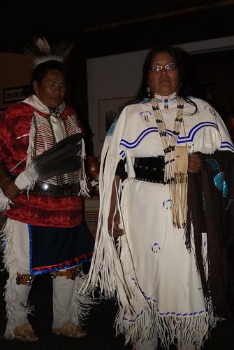 Jicarilla Apache dancers