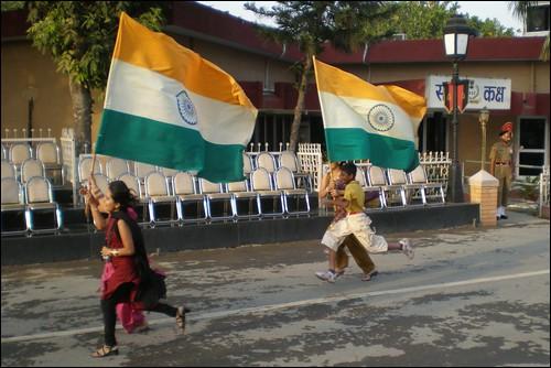 Amritsar Visit: Pakistan Border