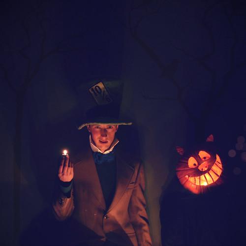 Have A Maddingly Happy Halloween!