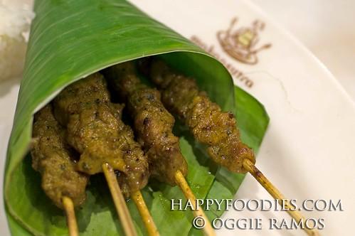 Makansutra Beef Satay