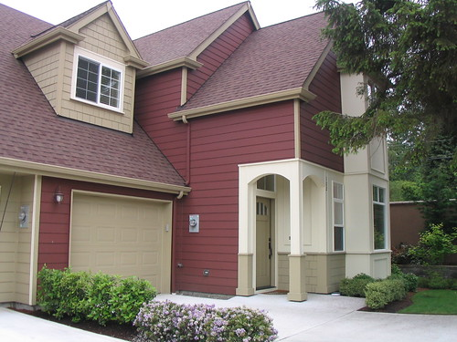 Modern exterior house colors 2009