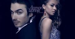 Bonnie/Damon - Set the dark on fire (bitchymode) Tags: ian graphic vampire banner bennet bonnie graham damon salvatore diaries blend katerina mccullough somerhalder
