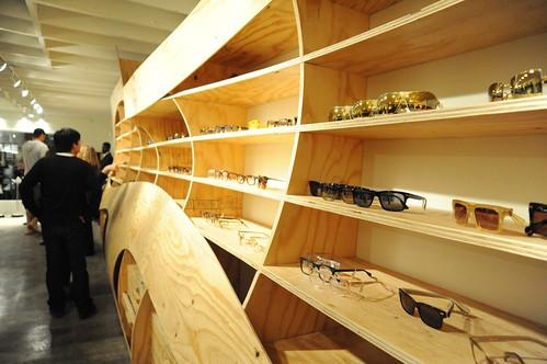 A.Kinney Court Sunglasses on Abbot Kinney