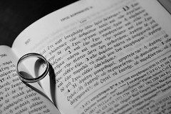 1 Corinthians 13 (kenny mccartney) Tags: wedding macro 20d love greek 1 heart ring license getty bible 60mm weddingring 13 efs incandescent gettyimages corinthians newtestament 1cor13 1corinthians13 lovechapter wwwkennymccartneycom kennymccartney