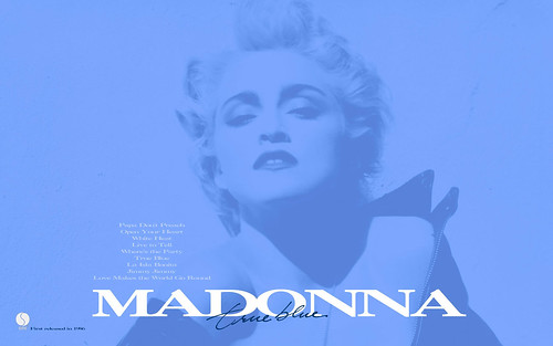 Madonna - True Blue 1986 (Remastered 2001) [FLAC] - Kitlope