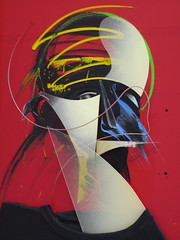 adam neate (annar_50) Tags: street new urban adam london art painting wire paint rooms spray plastic cardboard lester understanding elms neate flitcroft